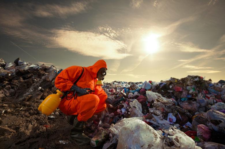 protection de l'environnement relative aux déchets