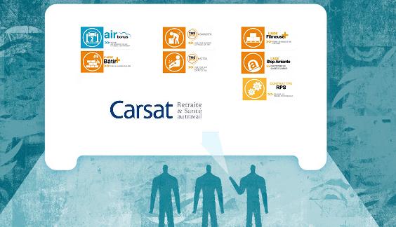 11 aides de la CARSAT pour réduire les accidents du travail des TPE PME