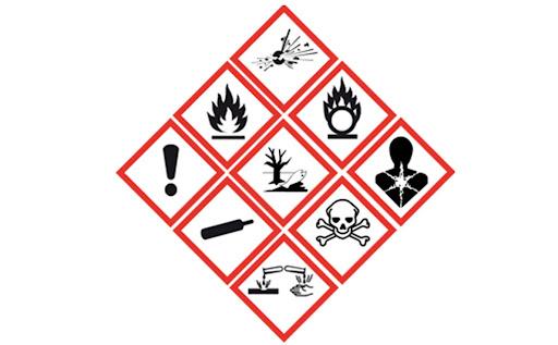 Signalisation Risques Chimiques